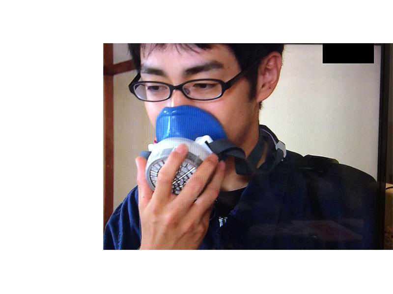 臭気判定士の臭気調査