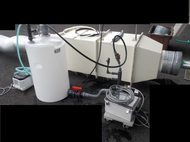 テストと臭気測定による検証を繰り返す