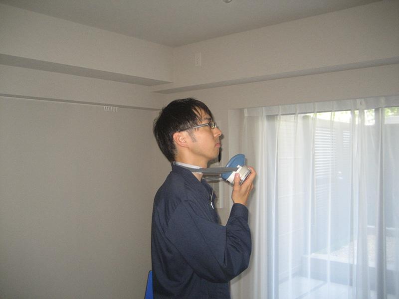 6段階臭気強度測定