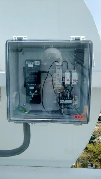 臭気センサー収納BOX