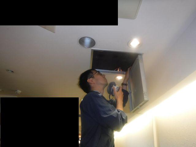 臭気判定士による臭気調査