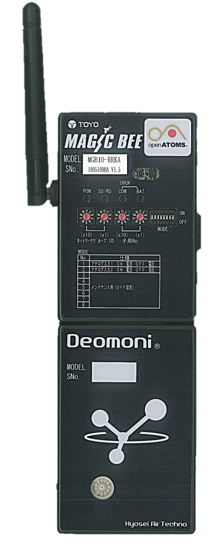 Deomoni本体(子局)