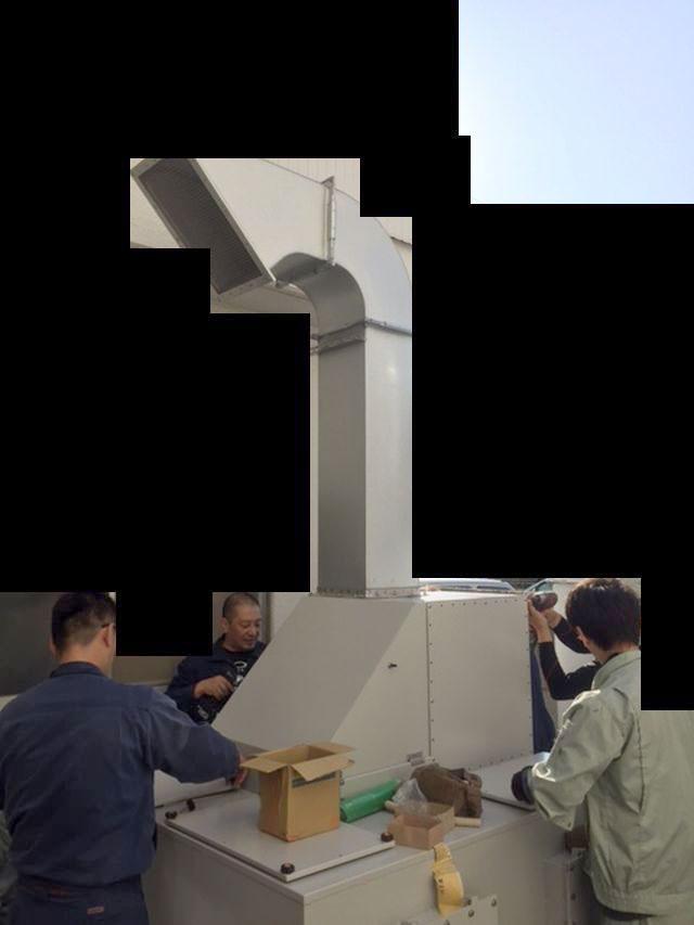 デオキーパー(施工)
