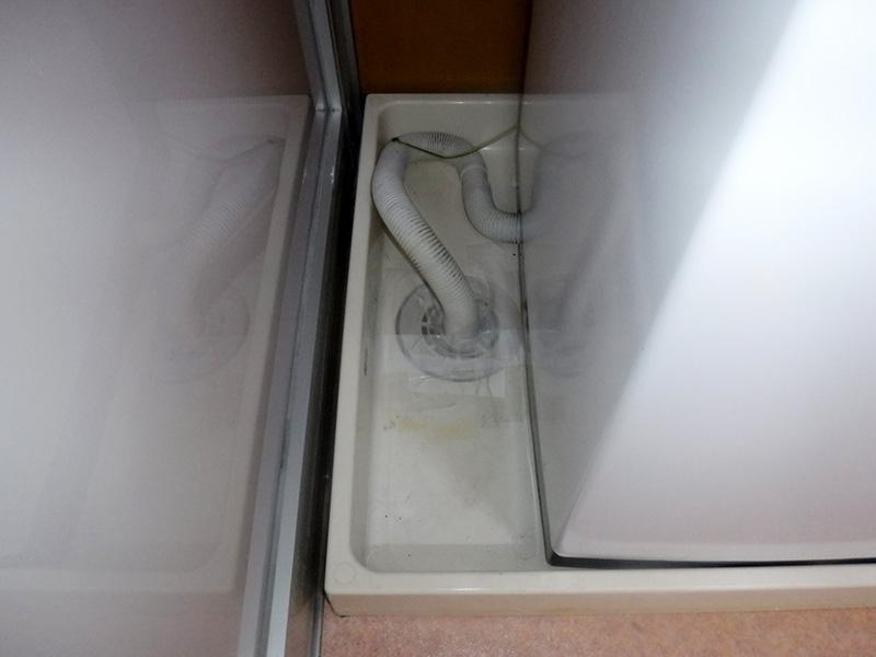 家庭の排水口