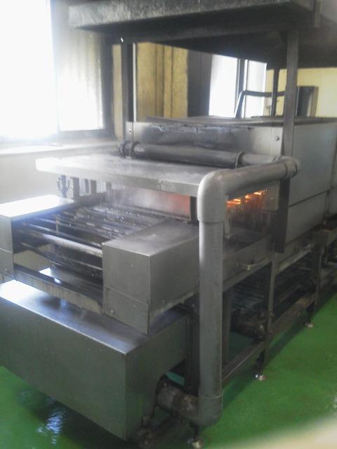 焼き魚製造装置
